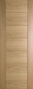 Internal Oak 990 FD30 Fire Door Prefinished
