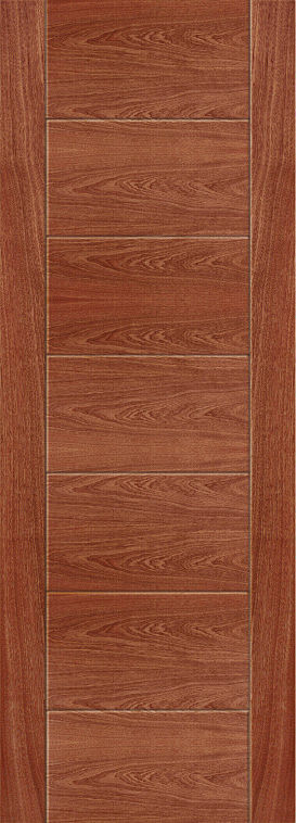 Sapele Veneered Doors