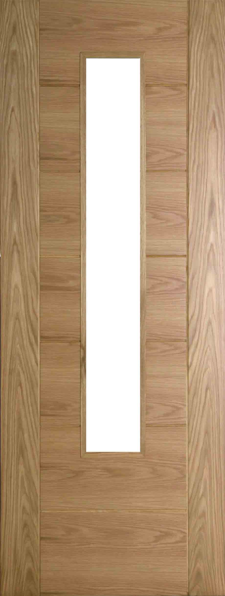 Internal Oak 993 Door Prefinished With Clear Flat Glass & Finewood Prefinished Doors u0026 Doors pezcame.com