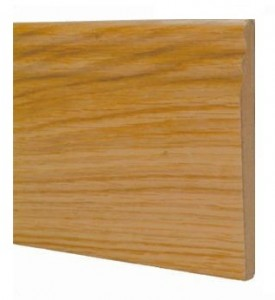 Oak Ogee Skirting Prefinished