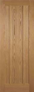 Internal Oak Cuba Door Prefinished