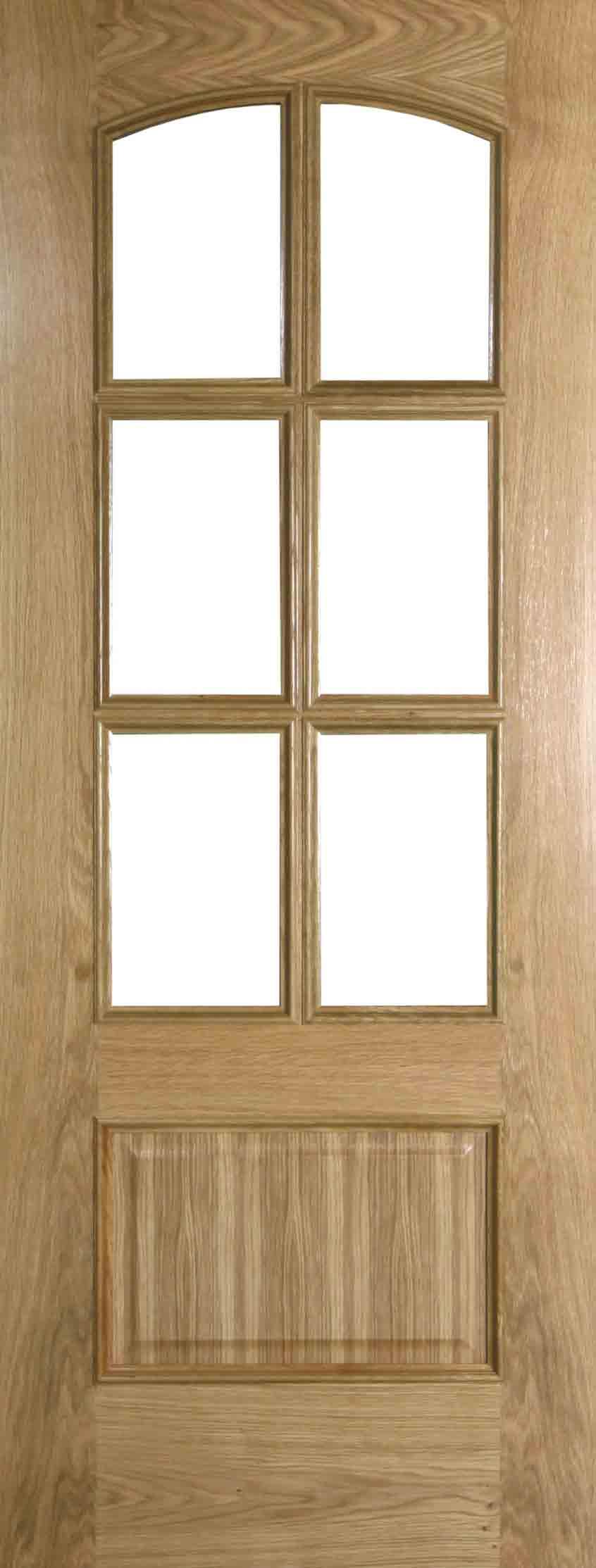 internal oak lanzarote door prefinished with clear flat. Black Bedroom Furniture Sets. Home Design Ideas
