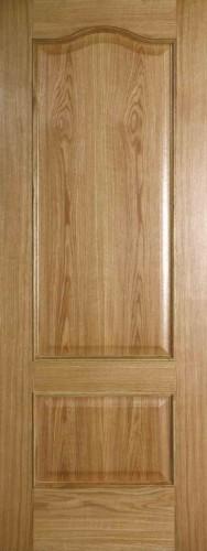 Internal Oak Seville Door Prefinished