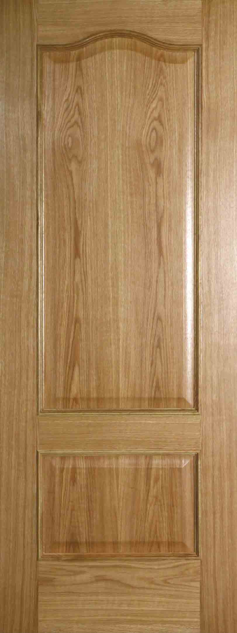 Internal Oak Seville Door Prefinished