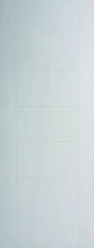 Internal White Moulded Smooth 990 FD30 Fire Door Primed