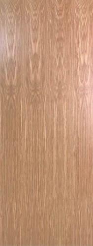 Internal American White Oak Door Prefinished