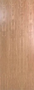 Internal American White Oak FD30 Fire Door Prefinished