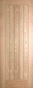 Internal Oak Mexicano Door Prefinished
