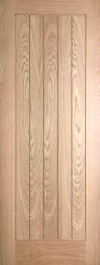Internal Oak Mexicano Door Prefinished