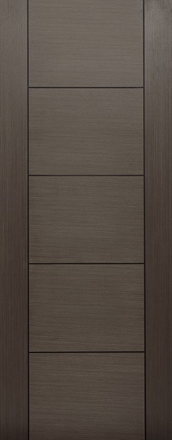 Internal Grey Koto Arran Door Prefinished